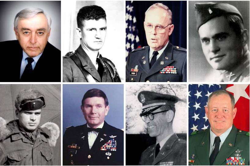 Eight to Be Inducted Into Inaugural Army ROTC Hall of Fame