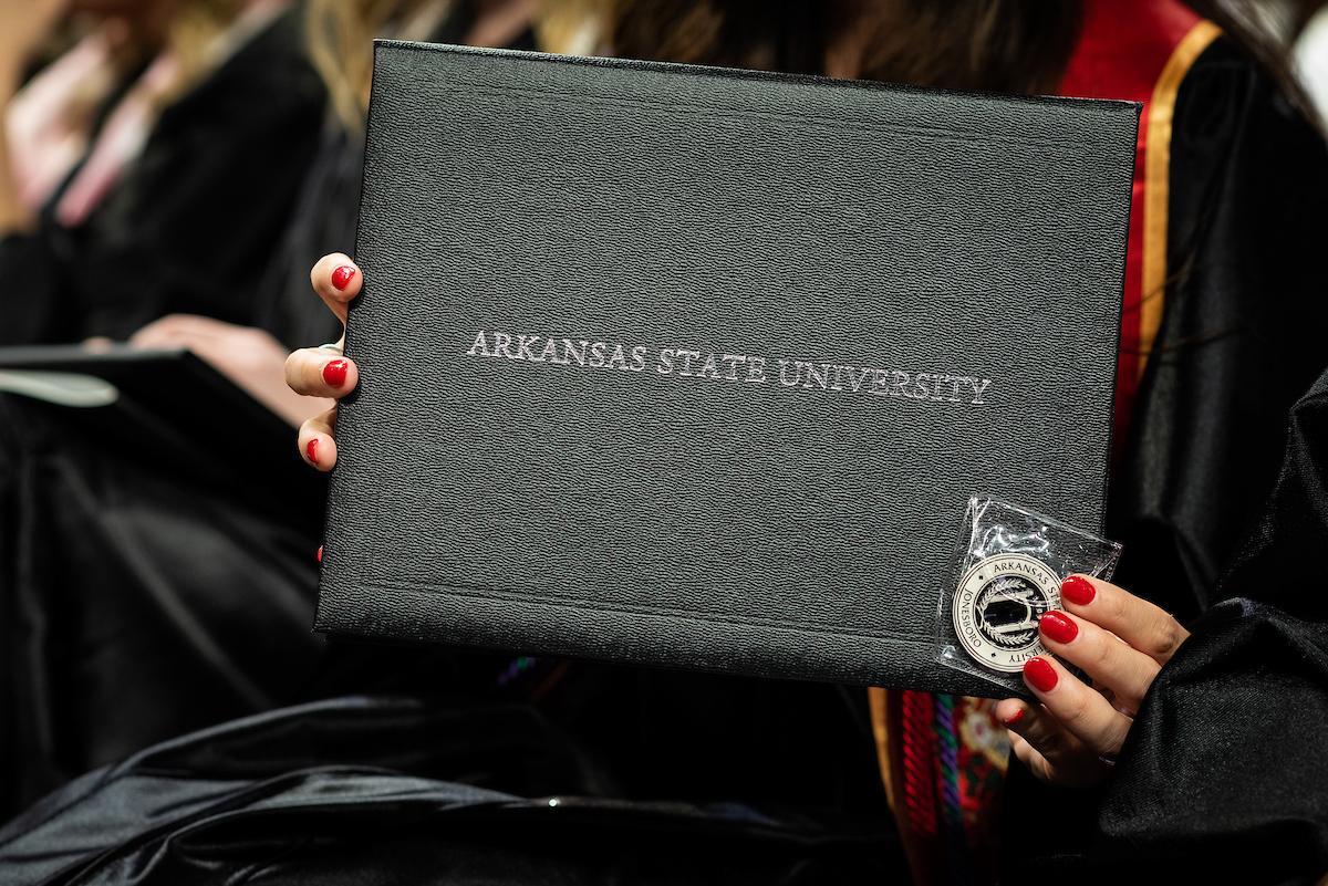 A-State Announces 2019 Spring Graduation List