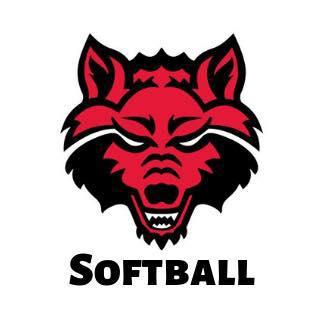 Red Wolf Club Softball Drops Season Openers During Weekend