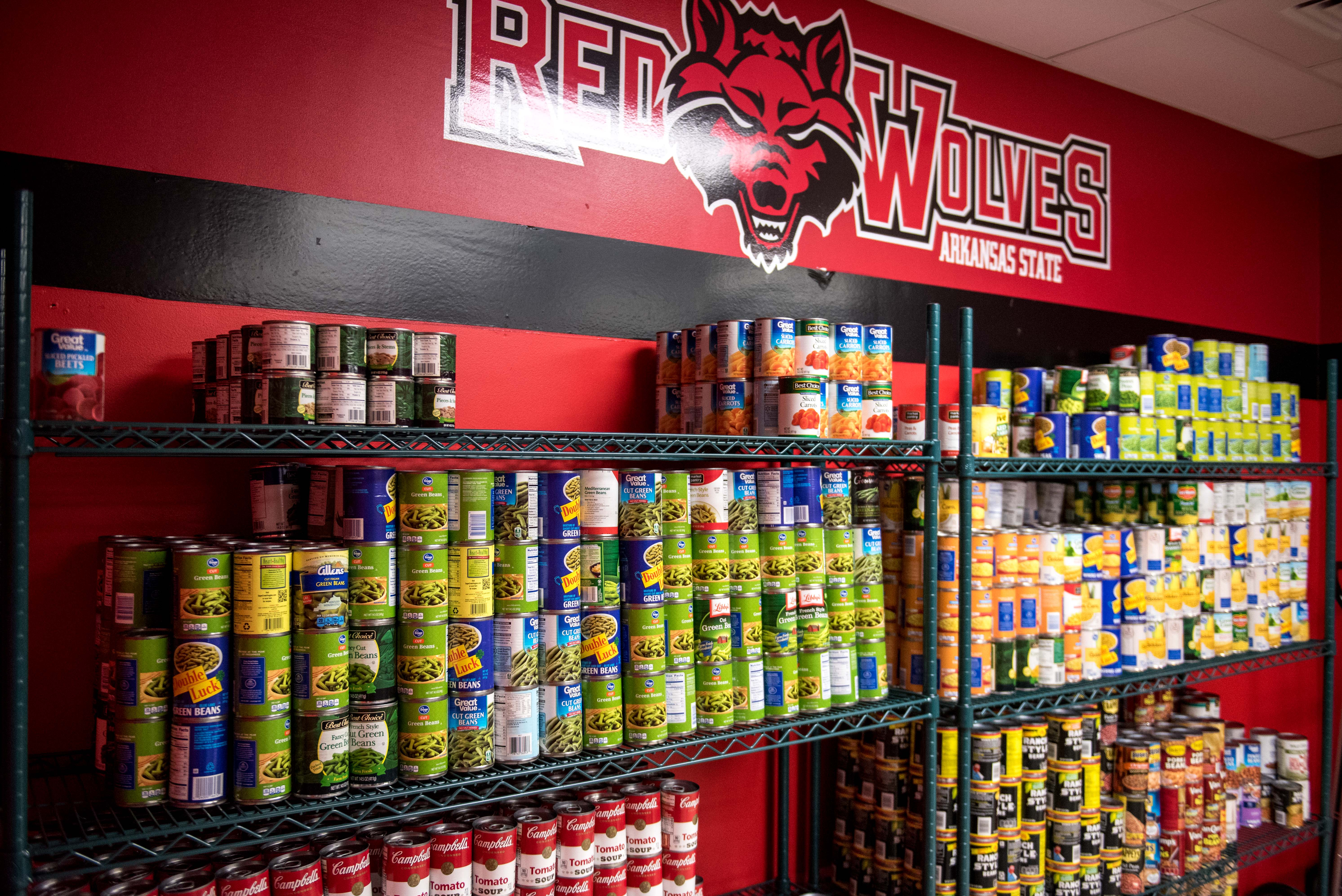 A-State Food Pantry