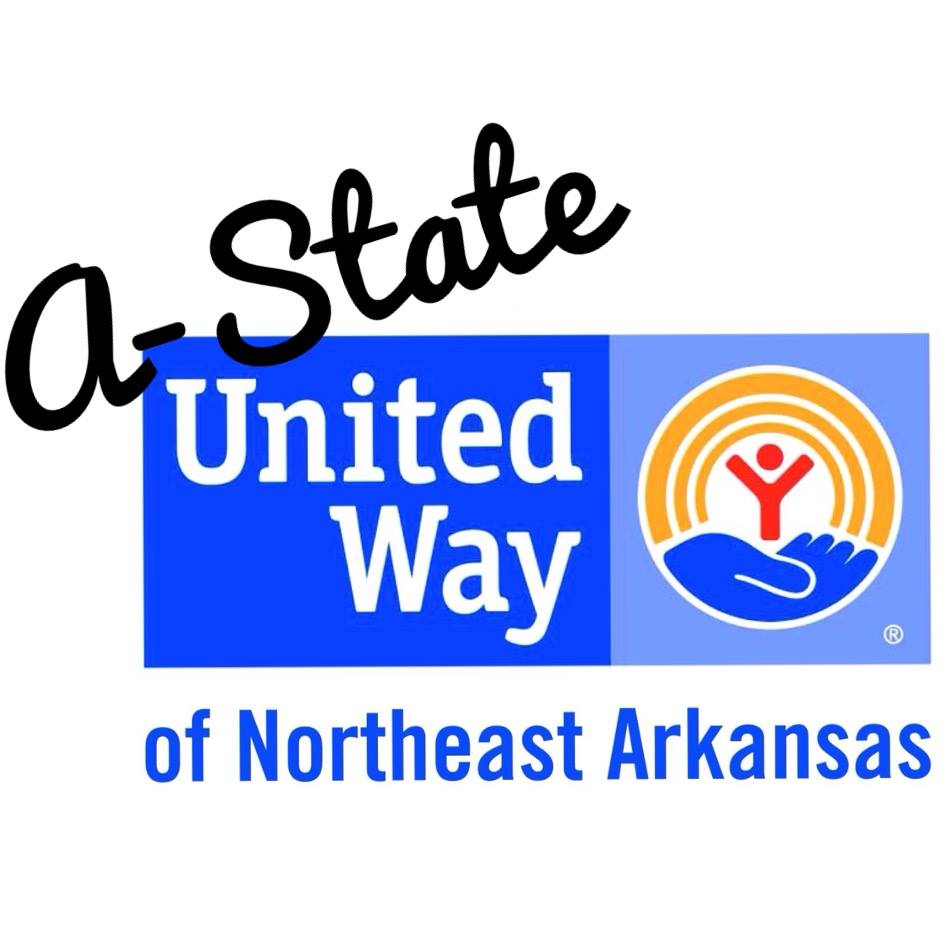 A-State United Way Logo