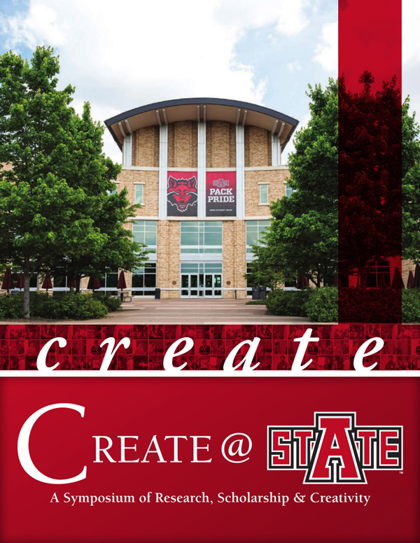 Create at State Program Cover