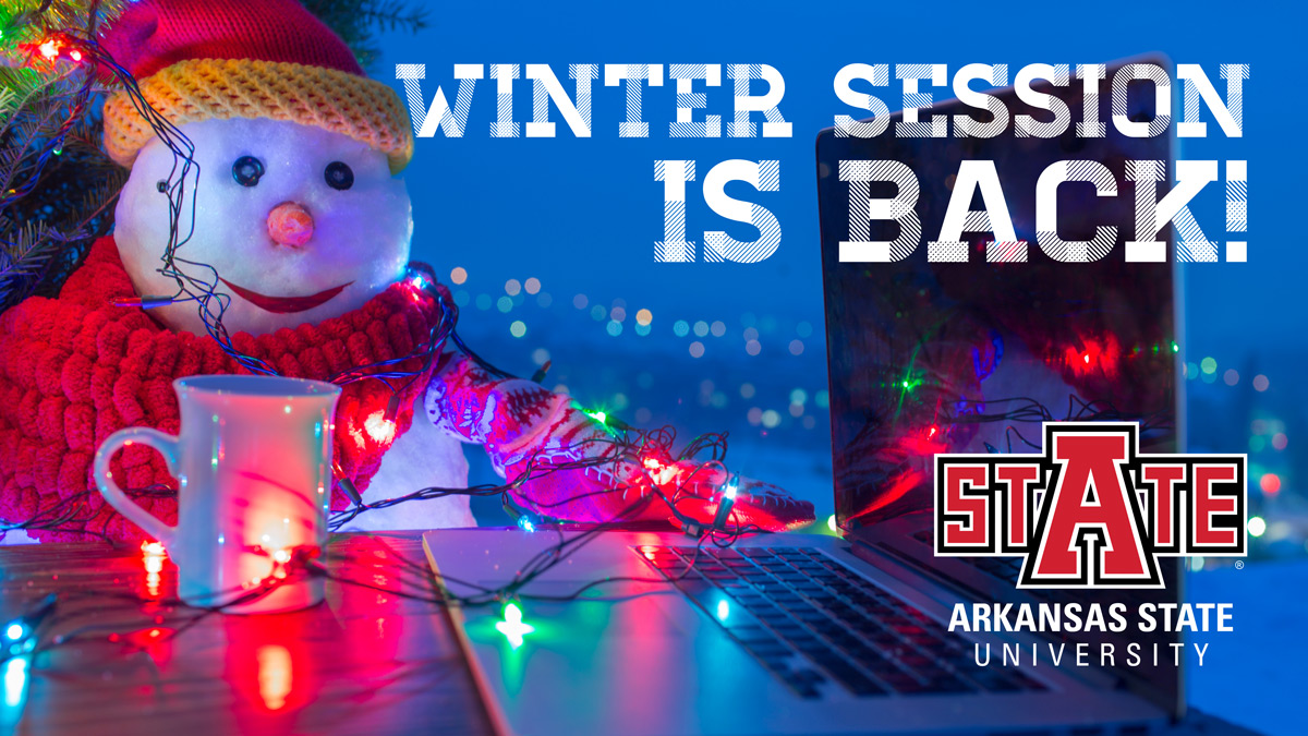 Winter Session is Back!