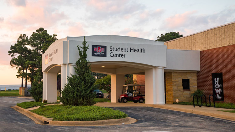 The Student Health Center