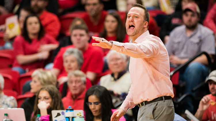 Mike Balado, Men's Basketball Coach