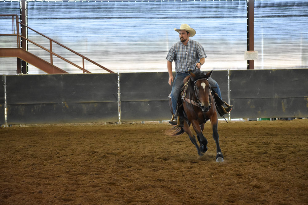 Brent_riding_in_Arena