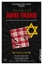 Diary of Anne Frank Poster