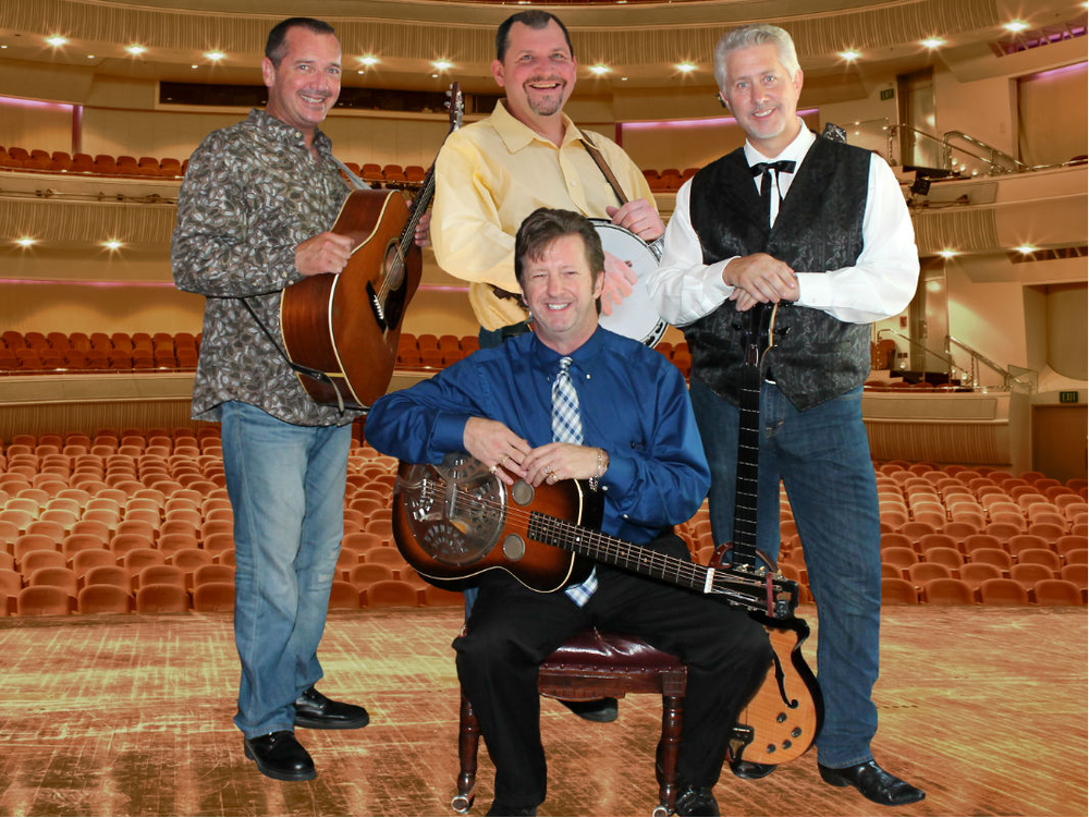 The Farm Hands to Perform at KASU-FM's Bluegrass Monday