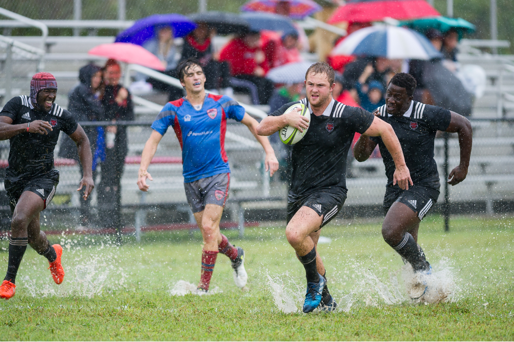 Rugby Defeats Ole Miss, 109-0, in Home Opener