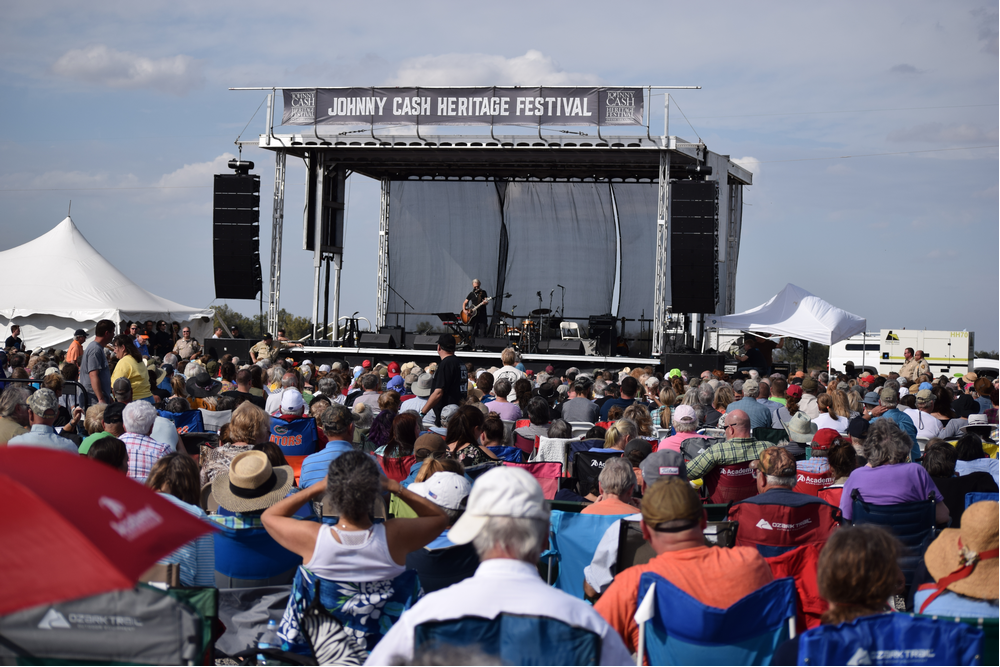 Johnny Cash Heritage Festival Tickets Go on Sale Monday