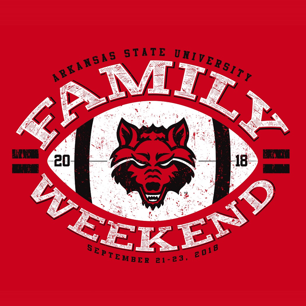 A-State's Family Weekend is Friday thru Sunday