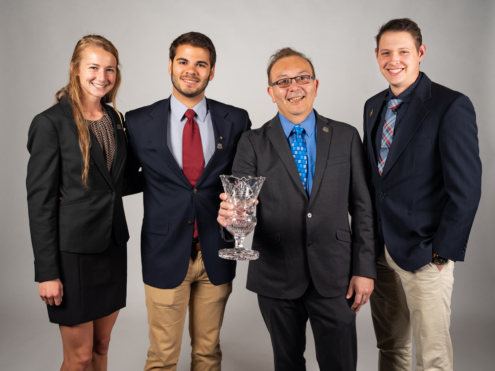A-State Team Wins Agricultural Division in Governor's Cup
