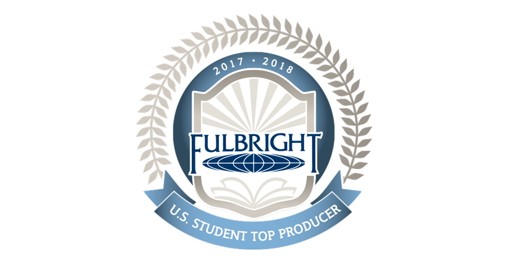 A-State is a Top Producer of Fulbright U.S. Students