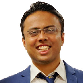 Desai is New Member of Accounting Faculty