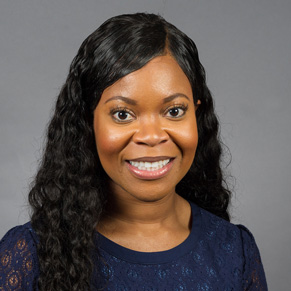 Pace-Glover is Co-Presenter at Conference