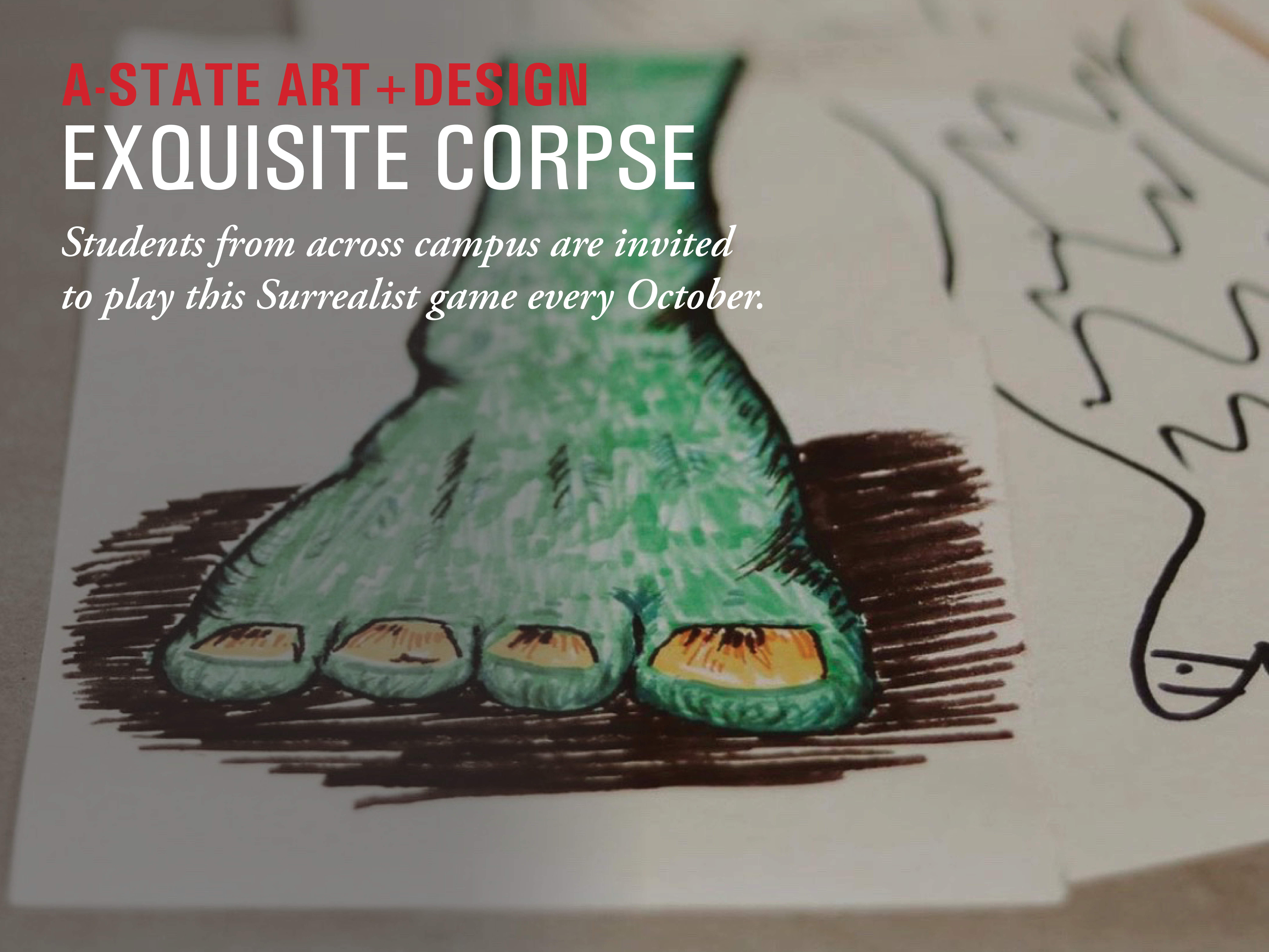 A DSlideshow_ExquisiteCorpse