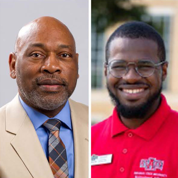 Williams and Smith Receive Leadership Award