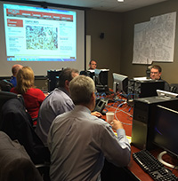 Thanks to Facilities, IT and All University Staff for Swift and Effective Storm Response