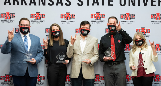 A-State's Emerging Young Alumni of 2020 are Recognized