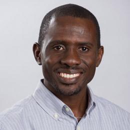 Larbi Named February Professor of the Month