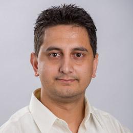 Bhandari is Lead Author of Winning Paper