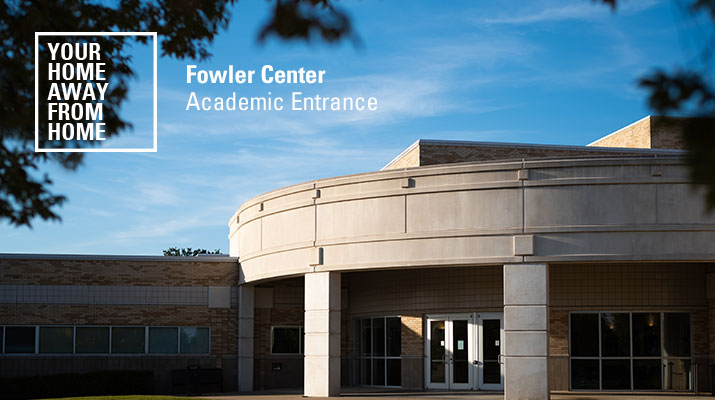 fowler-center-academic-entrance