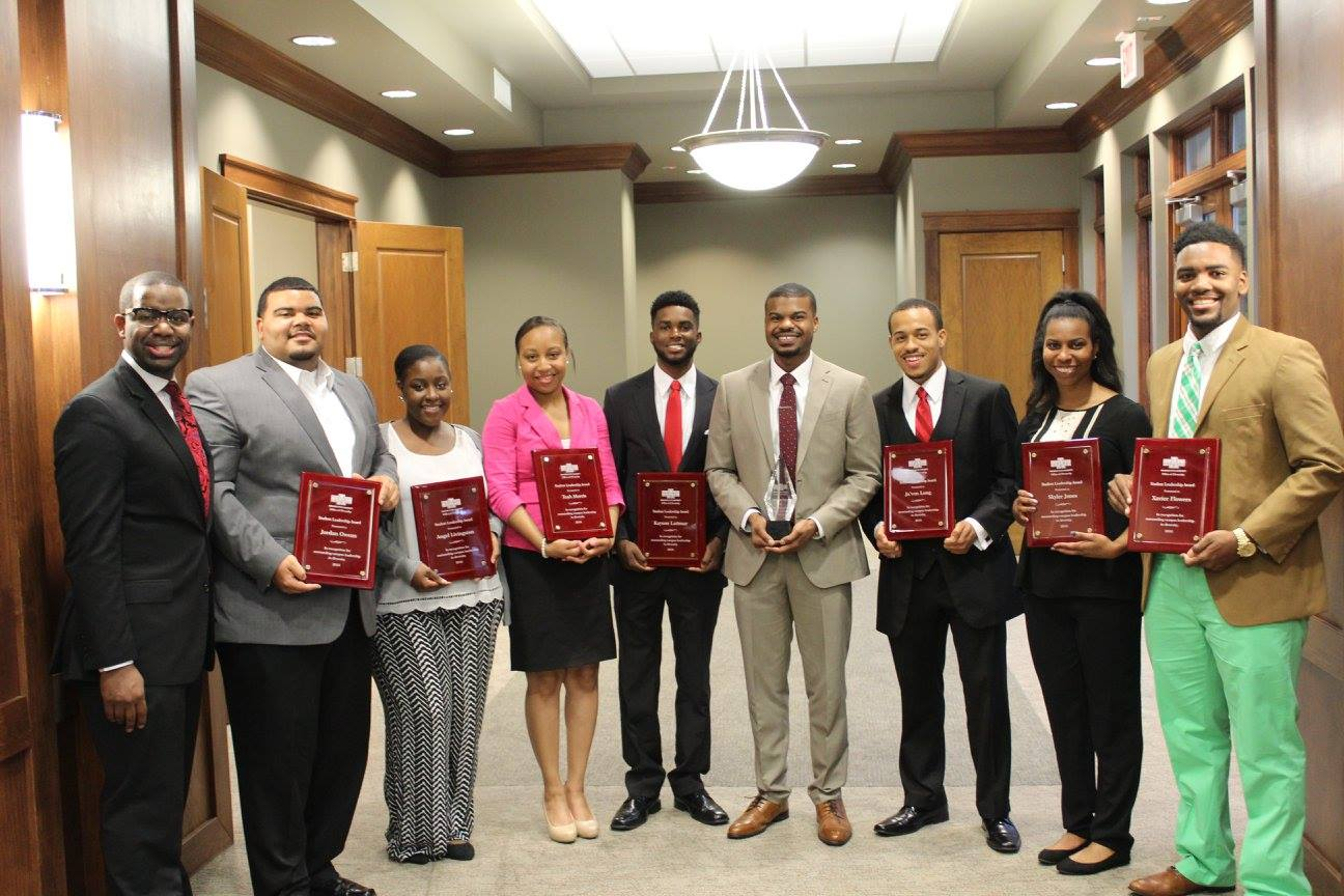 Excellence in Diversity Awards recipients