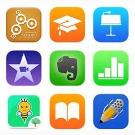 Simons and Hogue: Apple Distinguished Educators