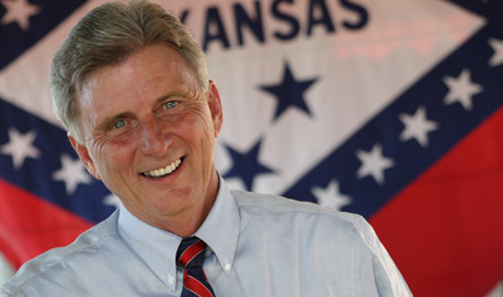 Arkansas Governor Mike Beebe