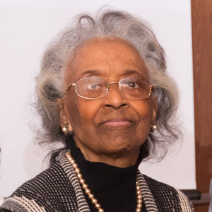 Mrs. Richmond Served on Board of Trustees
