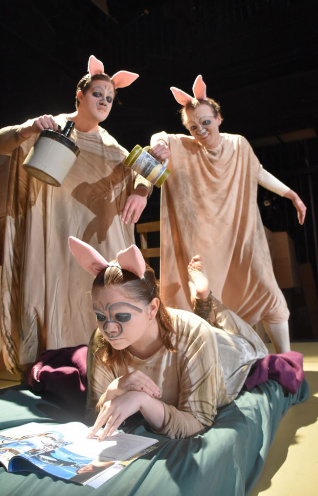 Theatre to Present 'Animal Farm;' Opening Set for Nov. 9