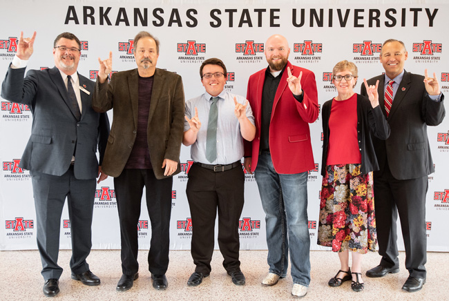 Kade Holliday Commits Gift for Professorship and Scholarship