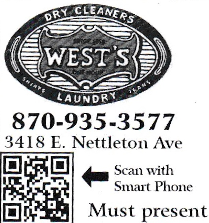 Wests Dry Cleaners