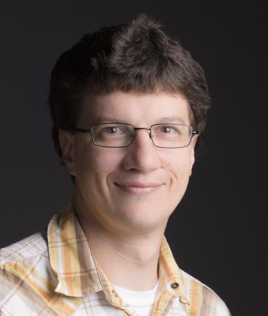 Merten is Second Powe Faculty Award Winner