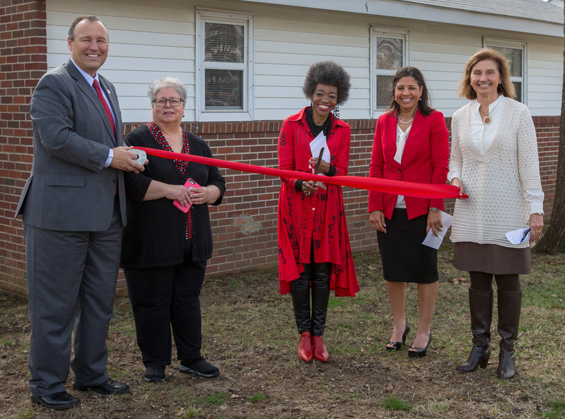 STAR House Opens With Ribbon Cutting Ceremony