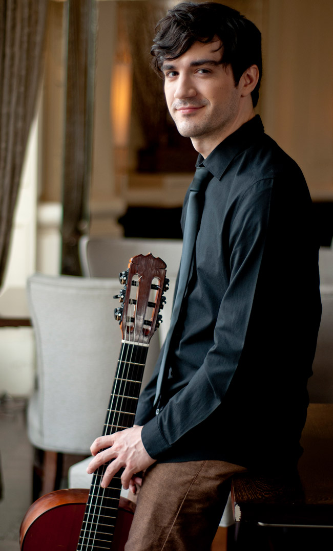 Classical Guitarist to Perform in Lecture-Concert Series