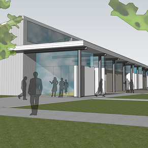 Windgate Grant Will Fund 3-D Arts Facility