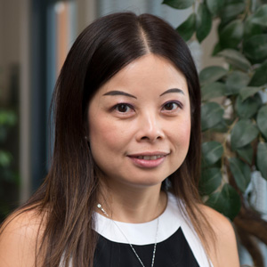 Melody Lo Appointed Griffin Dean of Business