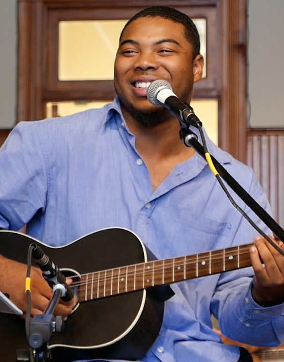 """Black 'n da Blues"" Featured in Lecture-Concert Series"