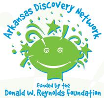Arkansas Discovery Network logo