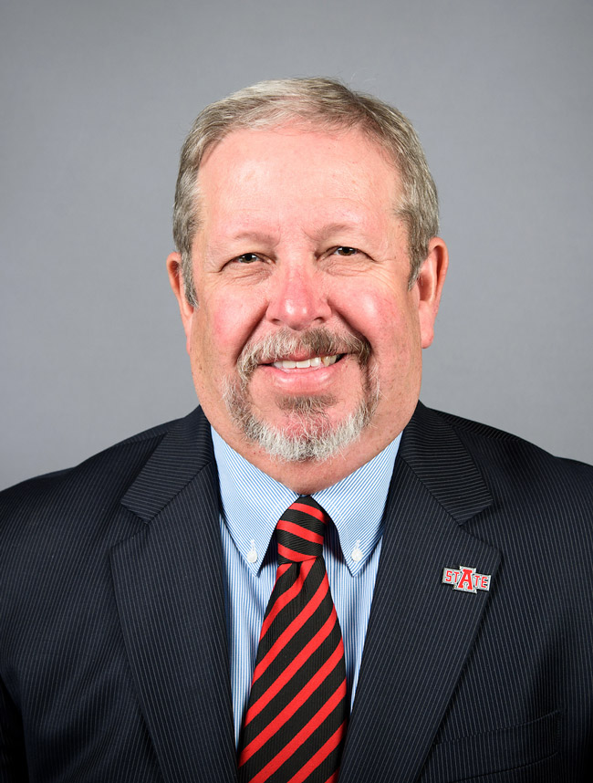 Rick Stripling Moves into New Roles with A-State