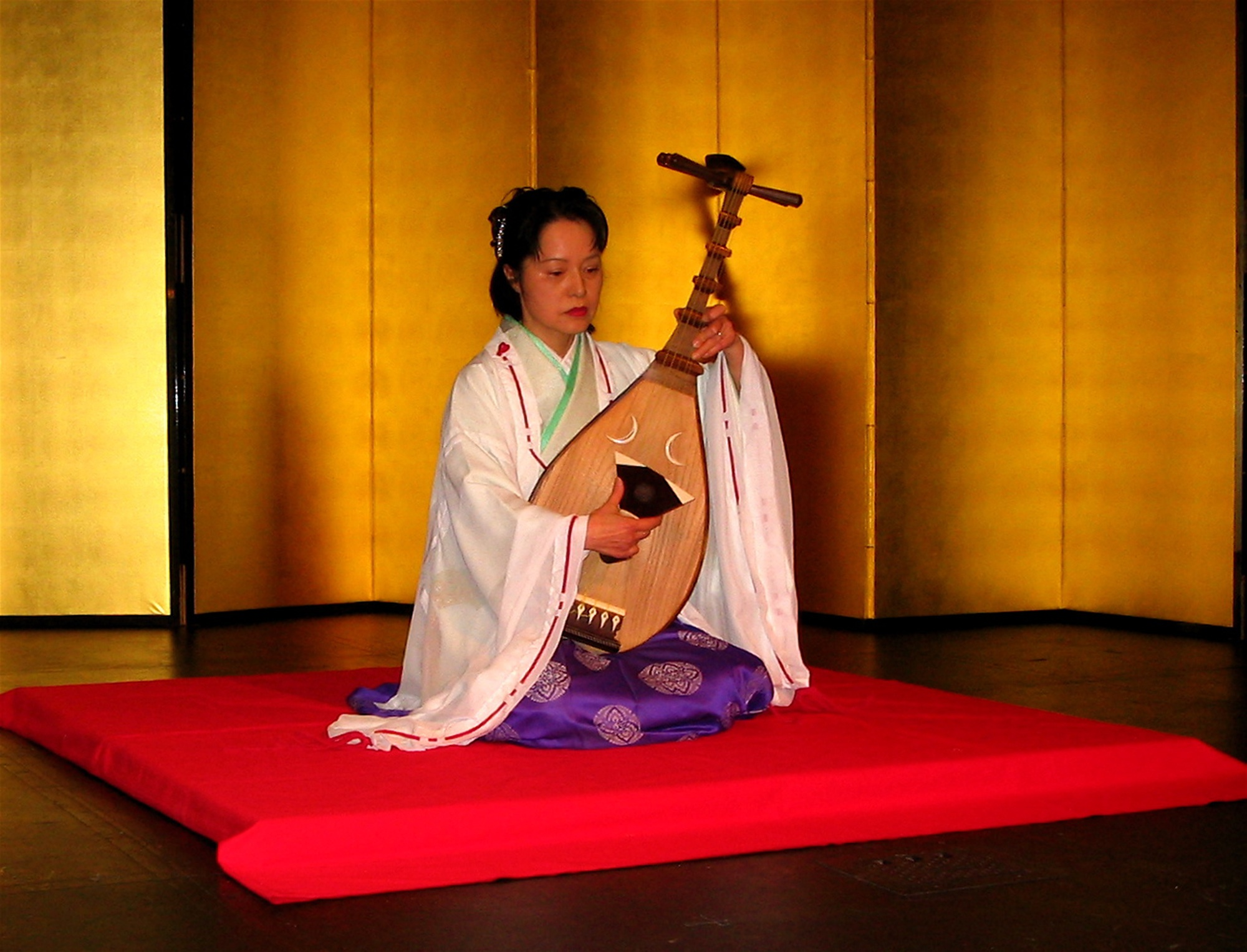 University Of Colorado Athletics >> Lecture-Concert Series to Feature Japanese Biwa Music and Storytelling, Feb. 26