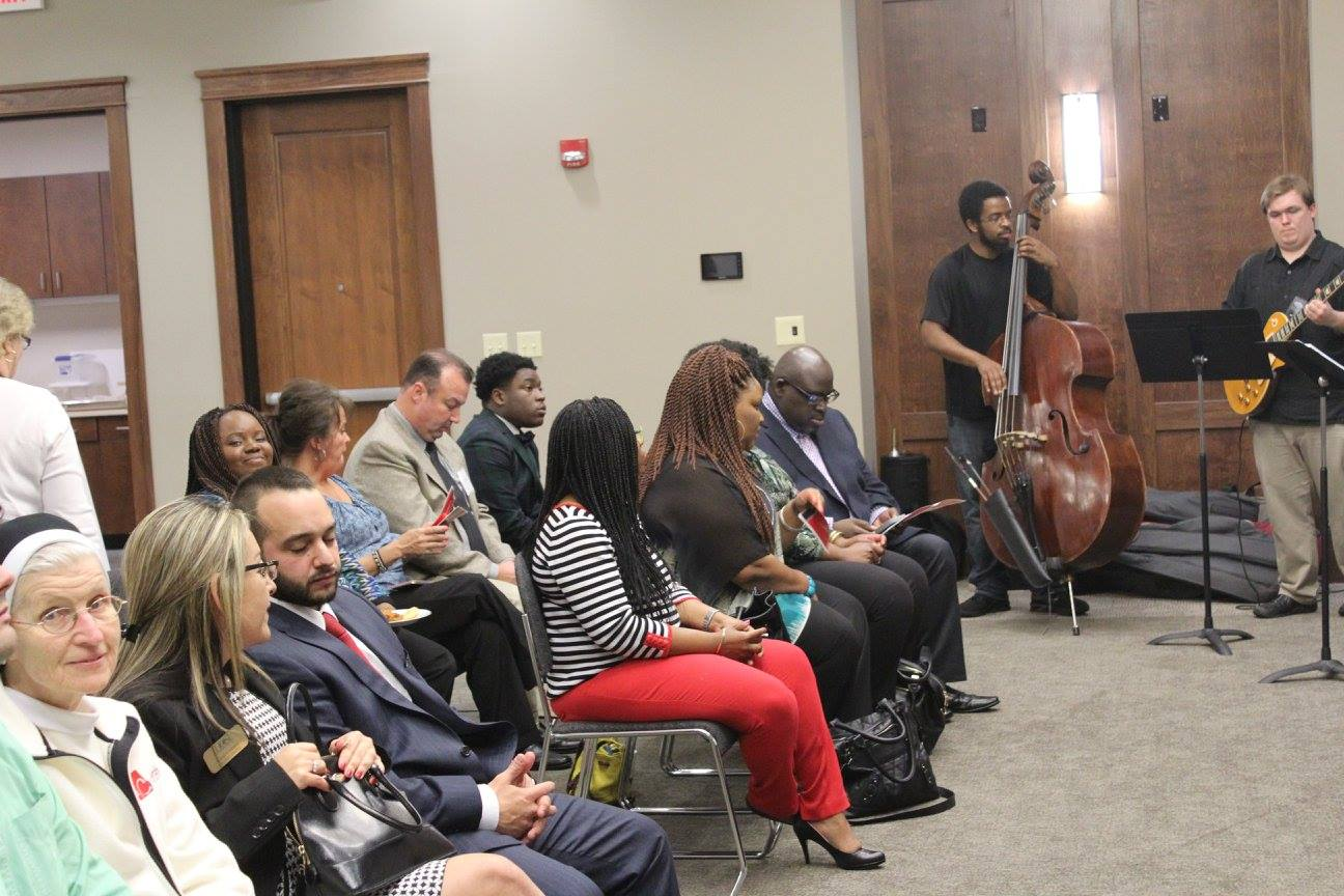 Excellence in Diversity Awards reception