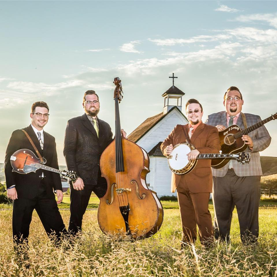 Po' Ramblin' Boys to Perform at KASU-FM's Bluegrass Monday April 23