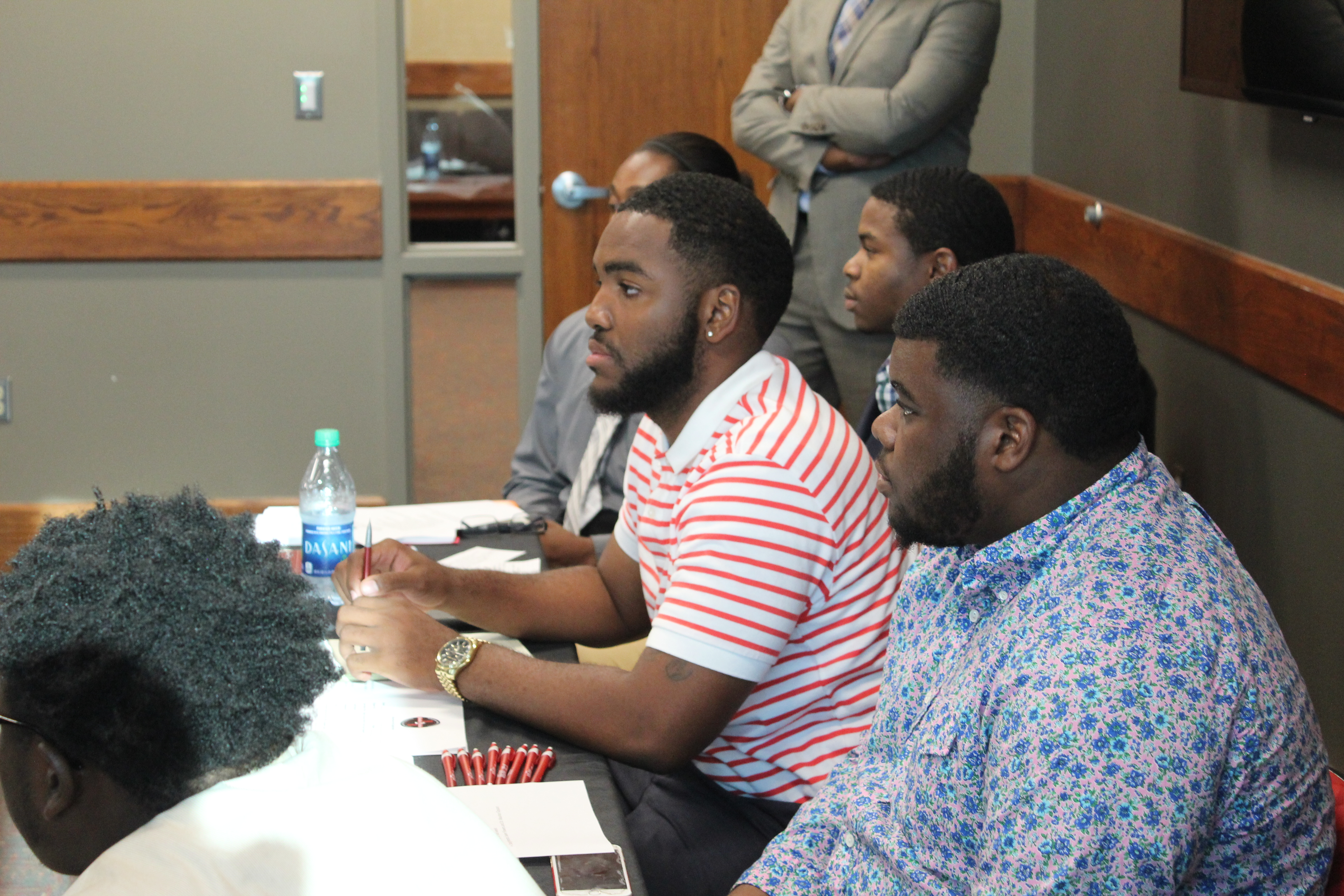 picture of brother 2 brother executive board members