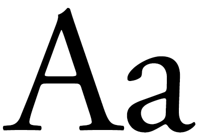 Adobe Garamond Example