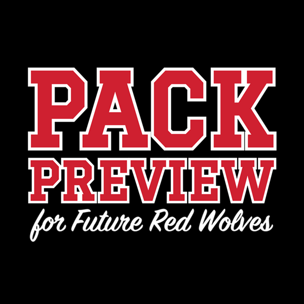 Pack Preview for Future Red Wolves