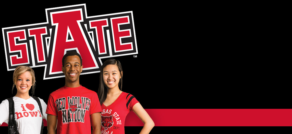 Former profiled students at A-State