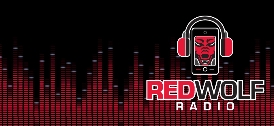 Red Wolf Radio Logo