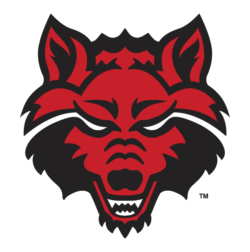 Red Wolves white